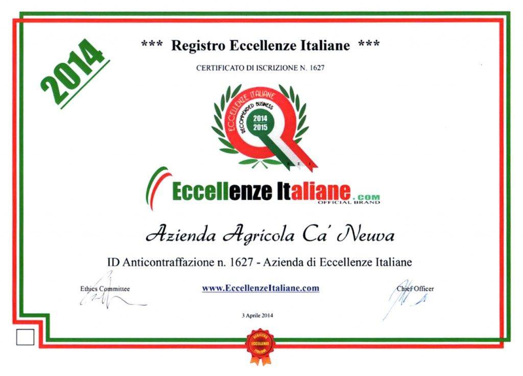 Certificato-Eccellenza-2014-1024x737
